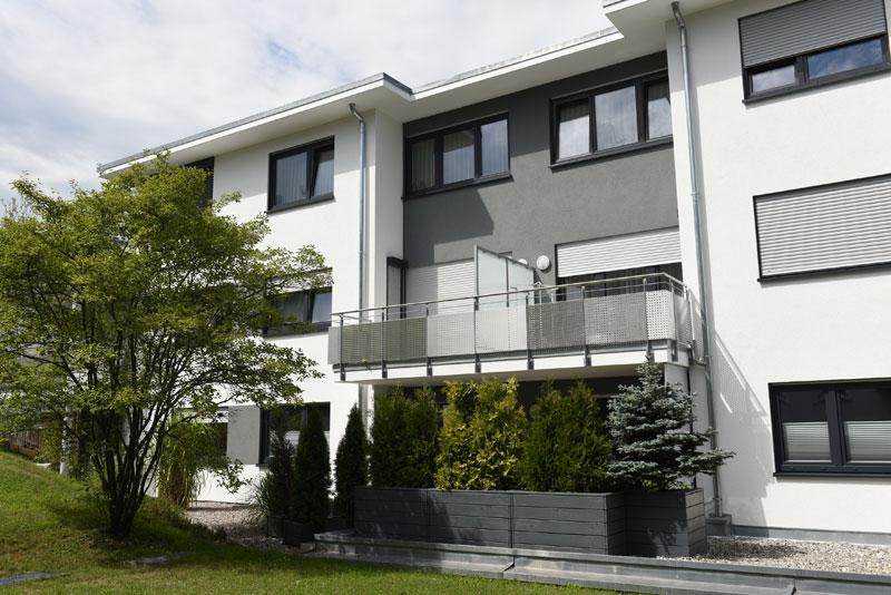 Mehrfamilienhaus Kalkofenstraße Villingen - SWR