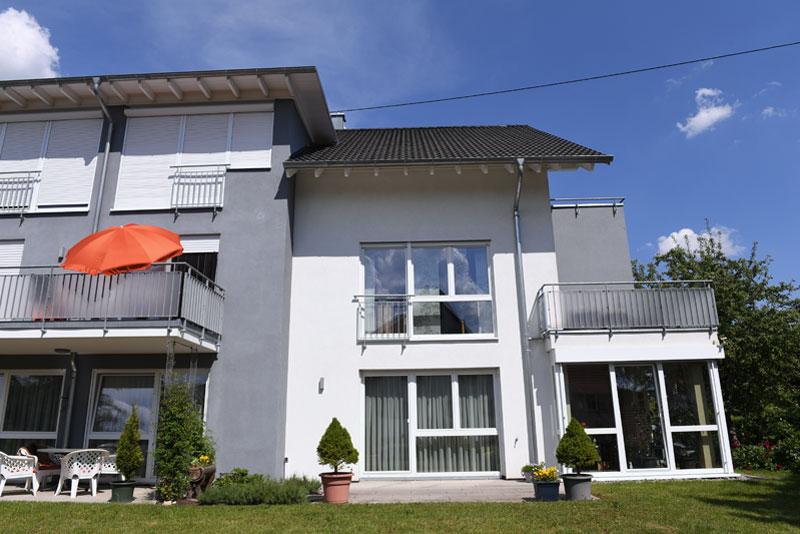 Mehrfamilienhaus Tuningen - SWR