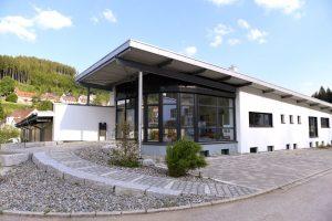 Produktionshalle Vöhrenbach - SWR