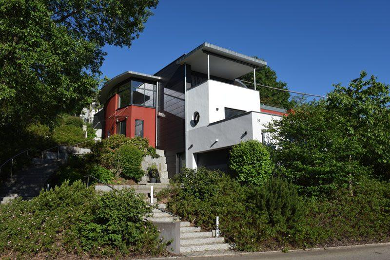 Wohnhaus Schäfersteig Villingen - SWR