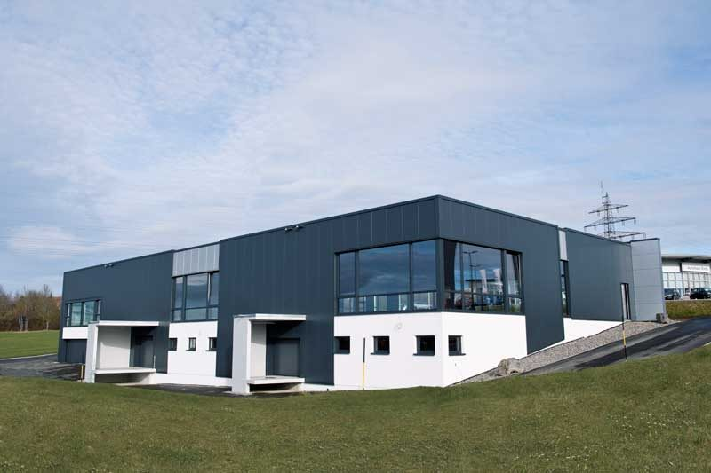 Smow - Gebäude
