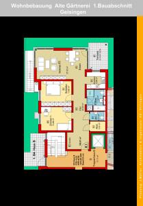 Wohnung 1 - SWR-Bau