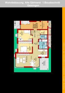 Wohnung 3 - SWR-Bau