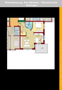 Wohnung 8 - SWR-Bau